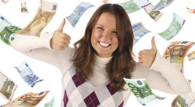 Das würden die Deutschen mit einem Lotteriegewinn machen