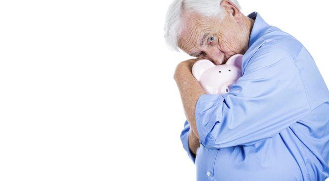 Zunahme um sieben Prozent: Altersarmut in Deutschland