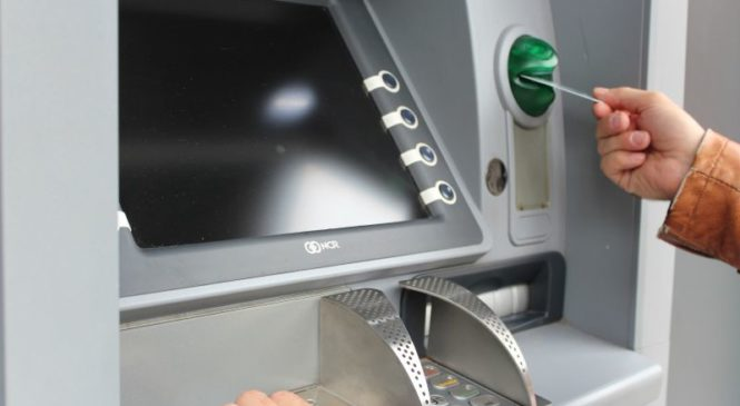Ungleich verteilt: Geldautomaten